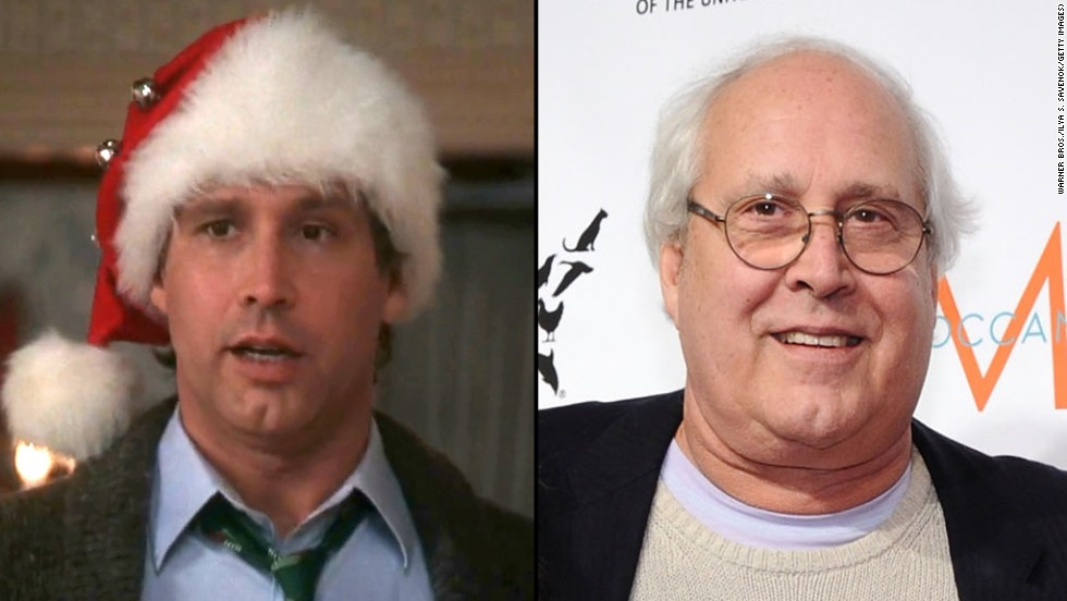 Christmas Vacation' cast, 25 years later - CNN