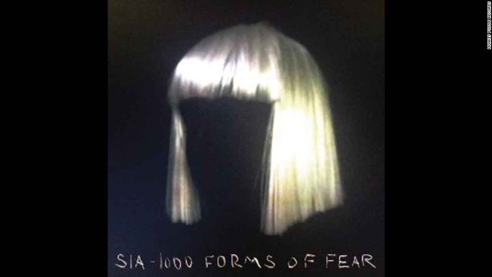 "Record of the year nominee: ""Chandelier"" by Sia"