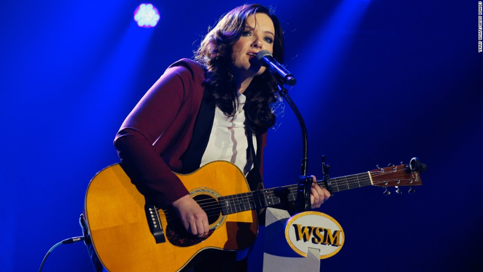 Best new artist nominee: Brandy Clark