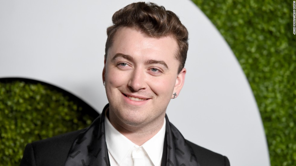 Best new artist nominee: Sam Smith