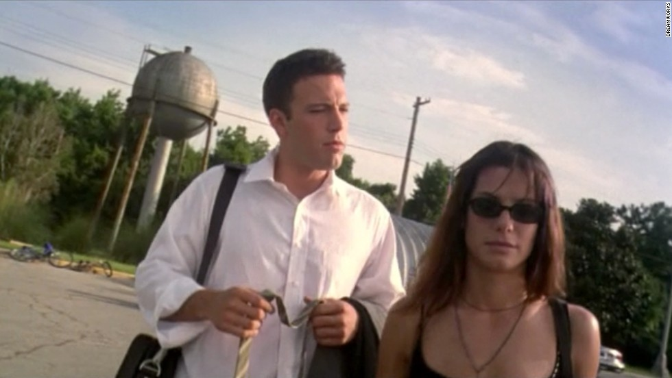 "The pairing of Ben Affleck and Sandra Bullock in ""Forces of Nature"" failed to impress Ebert. <a href=""http://www.rogerebert.com/reviews/forces-of-nature-1999"" target=""_blank"">""The movie is a dead zone of boring conversations, contrived emergencies, unbelievable characters and lame storytelling.""</a>"