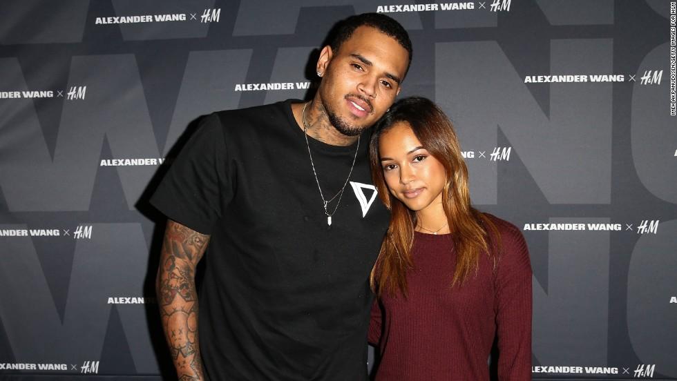 Chris Brown's ex Karrueche Tran speaks with Iyanla Vanzant