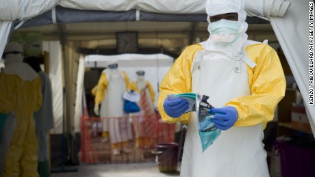 How heroic doctor stopped the spread of Ebola in Nigeria