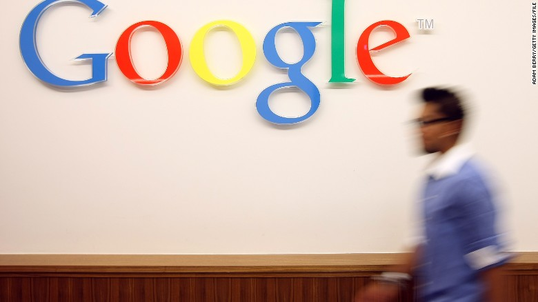 Google announces major restructuring, names new CEO