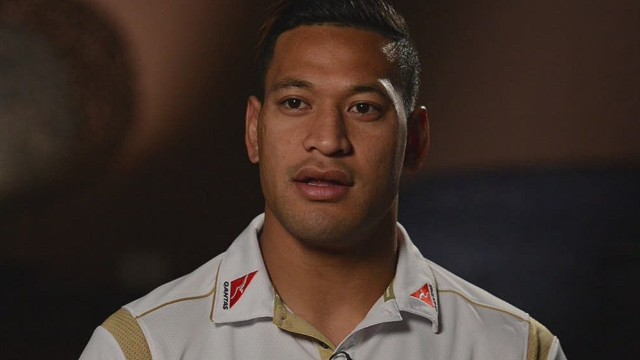 Unstoppable Folau breaks the mold