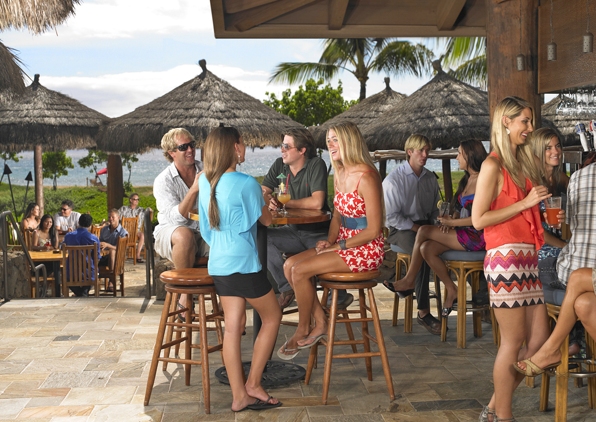 Marvelous Hawaii Beach Bars 10 Of The Best Cnn Travel Interior Design Ideas Clesiryabchikinfo