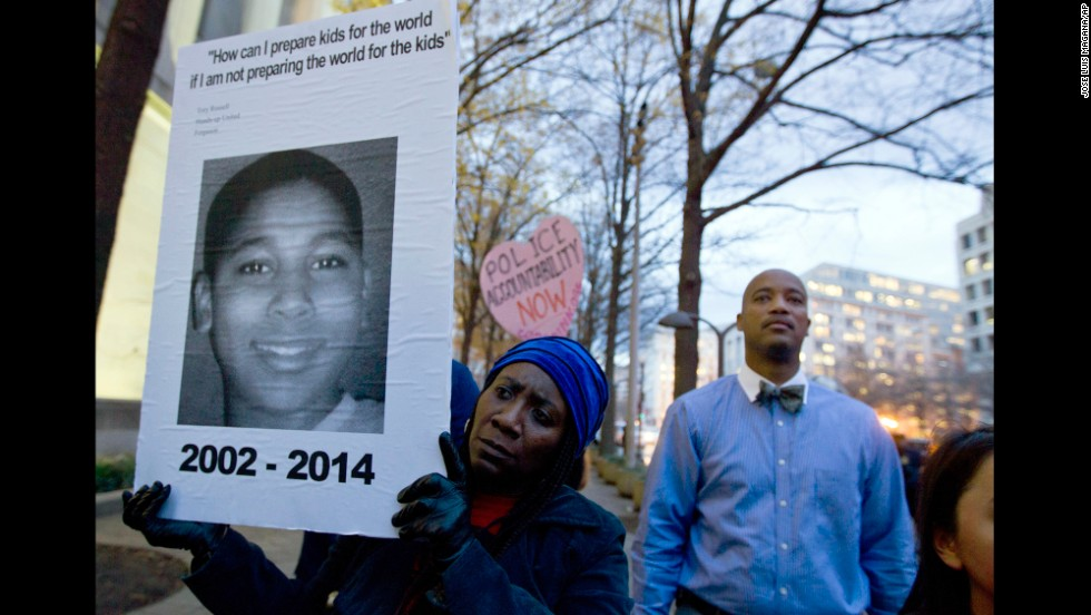Cleveland police's fatal shooting of Tamir Rice ruled a homicide