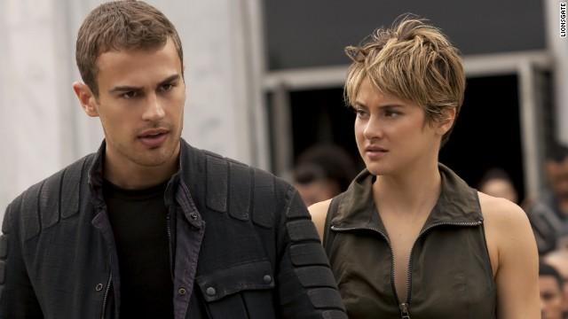 'Insurgent': Film review - CNN