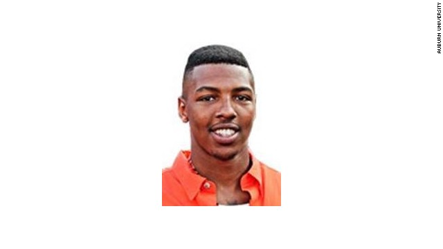 Auburn University student Jakell Mitchell died of gunshot wounds, police say.
