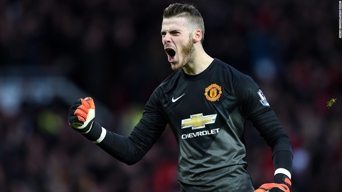 One of the biggest talking points centered on a deal that did not go through -- Real Madrid claims it received David De Gea's registration from Manchester United too late to make the Spanish deadline. The goalkeeper was the most talked about individual on deadline day, according to Twitter.