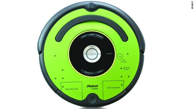 Create 2, a new release from Roomba makers iRobot, lets users program new behaviors and add additional hardware.