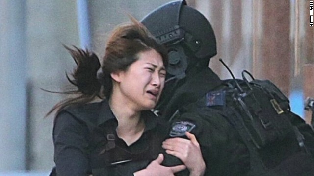 Dramatic end to Sydney hostage crisis