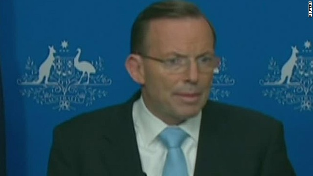 Australian PM: Hearts go out to hostages