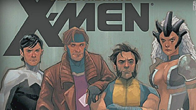 From lawyer to X-Men author