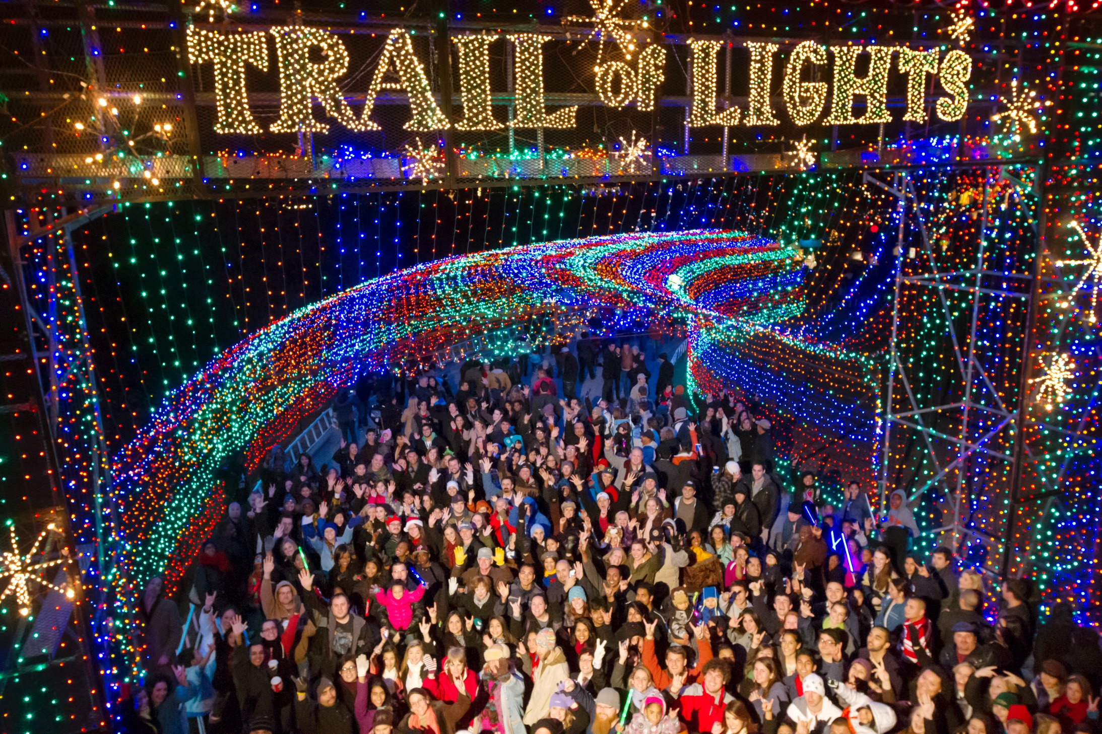 Circuit Of The Americas Christmas.9 Best Places To See Christmas Lights In The Usa Cnn Travel