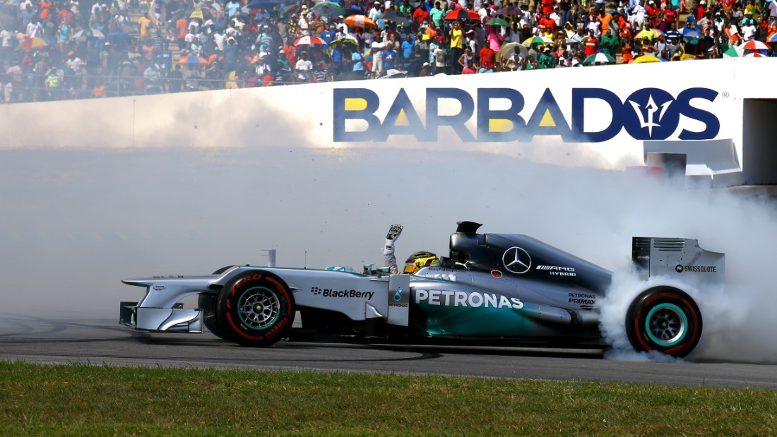 Reserve drivers the forgotten men of formula one cnn for Mercedes benz f1 drivers