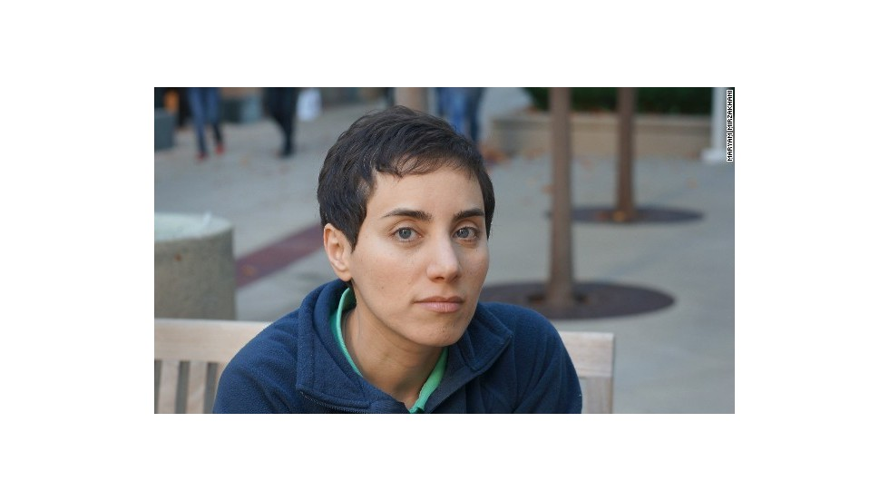 "<strong>Dr. Maryam Mirzakhani </strong>-- Professor of mathematics at <a href=""http://mathematics.stanford.edu/"" target=""_blank"">Stanford University</a>, in 2014 Mirzakhani became the first female to have ever been awarded the <a href=""http://www.mathunion.org/general/prizes/2014"" target=""_blank"">Fields Medal</a> -- the most prestigious prize in mathematics -- for her "" outstanding contributions to the dynamics and geometry of Riemann surfaces and their moduli spaces."""