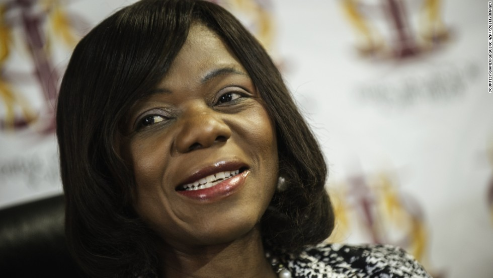 "<strong>Thuli Madonsela</strong> -- As the <a href=""http://www.pprotect.org/index.asp"" target=""_blank"">Public Protector </a>of South Africa this year she challenged her country's president -- Jacob Zuma -- over his abuse of taxpayers money and has been described as an ""example of what African public officers need to be"" by TIME magazine who placed her in their top 100 influential people in 2014."