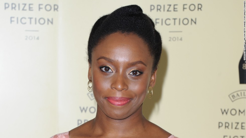 "<strong>Chimamanda Ngozi Adichie </strong> -- The <a href=""http://www.l3.ulg.ac.be/adichie/"" target=""_blank"">Nigerian writer </a>has authored three novels and is heralded for drawing attention to African literature throughout her award-winning career. This year, she was nominated for Forbes' Africa 'Person of the Year' Award as well as 'Personality of the Year' in the 2014 MTV Africa Music Awards."