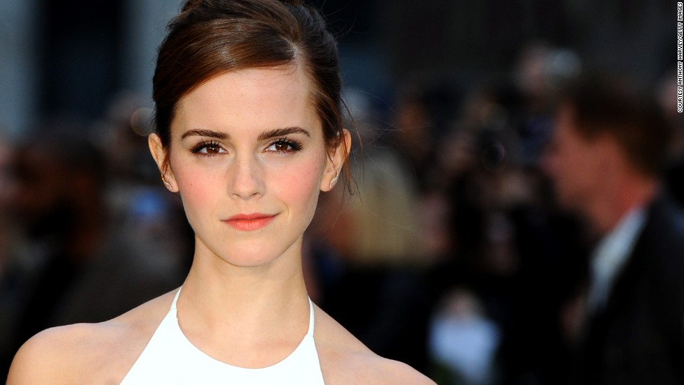 "<strong>Emma Watson</strong> -- The actress of Harry Potter fame became the UN Women Goodwill Ambassador and used her speech to the UN to call for gender equality and for women and men alike to reclaim ""feminism"" to benefit all."