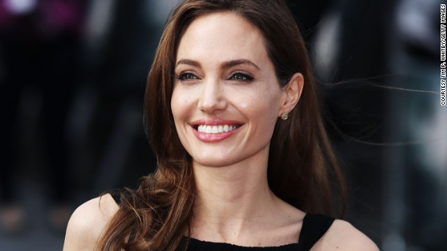 Angelina Jolie said blood tests revealed markers that might have been an indication of early cancer.