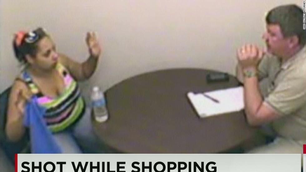 Cops killed man at Walmart, then interrogated girlfriend