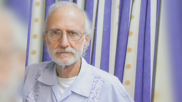 Report: Cuba releases imprisoned American