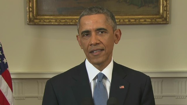 Obama announces new Cuba policy