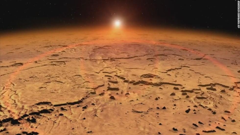 Do methane 'burps' mean life on Mars? - CNN Video