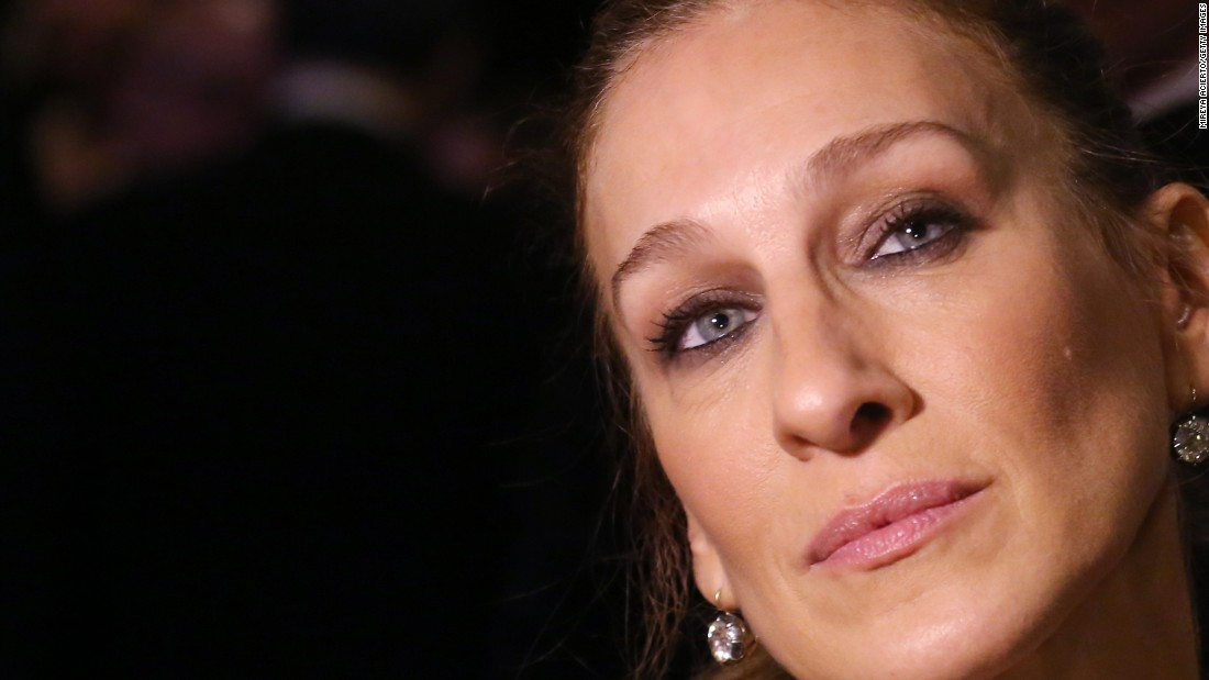 """Sex and the City"" star Sarah Jessica Parker turned fashionably 50 on March 25."