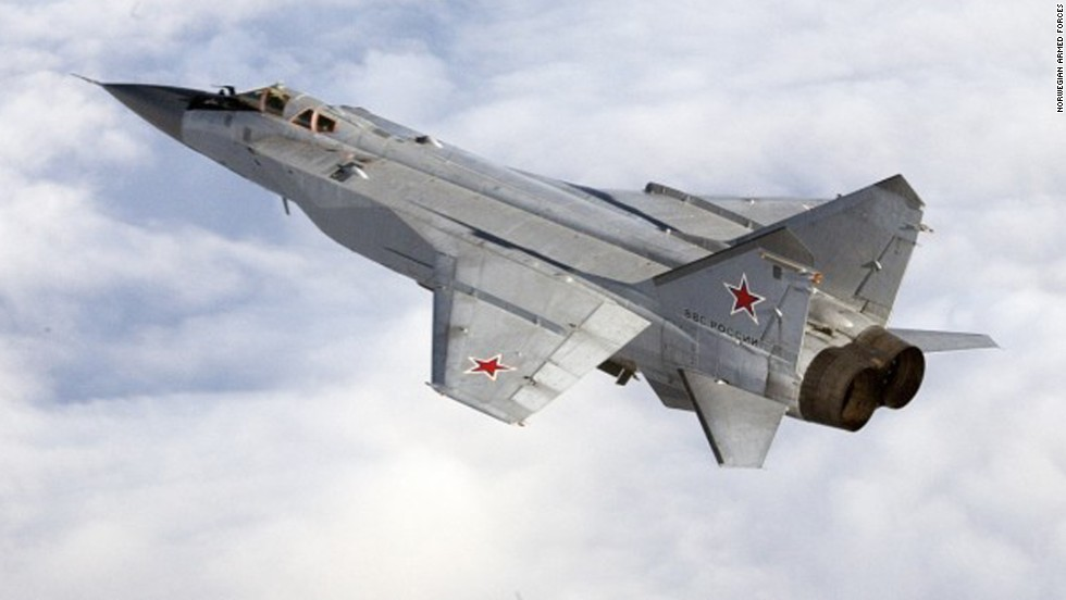 "NATO Secretary General Jens Stoltenberg said in November that alliance fighters had <a href=""http://www.cnn.com/2014/11/21/world/europe/nato-russia-intercepts/index.html"">intercepted Russian warplanes as they flew close to NATO countries more than 400 times</a> in 2014, the kind of Russian air activity not seen since the Cold War."