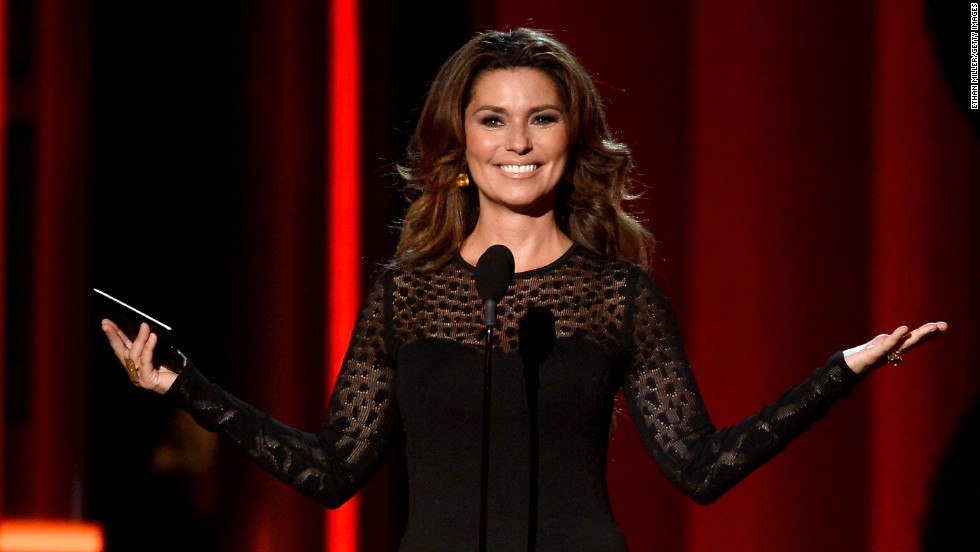 Man! Shania Twain felt like a 50-year-old woman on August 28.