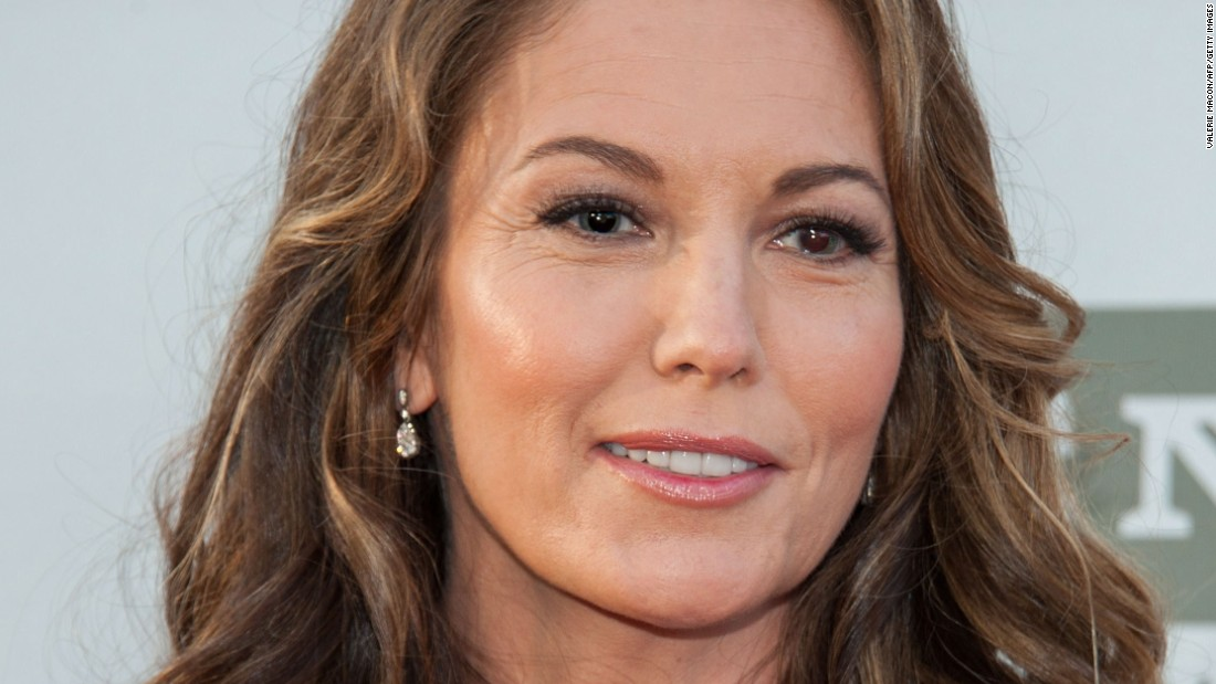 Actress Diane Lane celebrated her 50th on January 22.