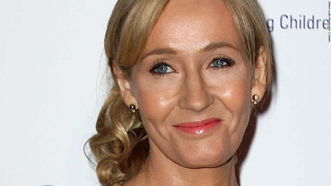 "The big 5-0 was no doubt magical for ""Harry Potter"" author Joanne ""JK"" Rowling. She turned 50 on July 31."