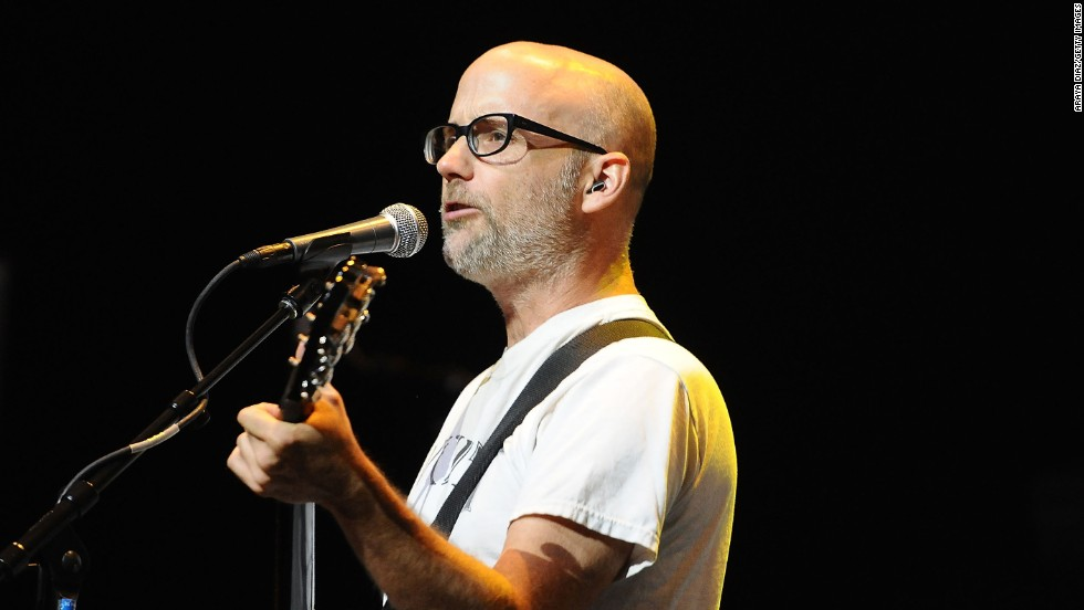 Let's all sing happy birthday to musician Moby has his milestone on September 11.