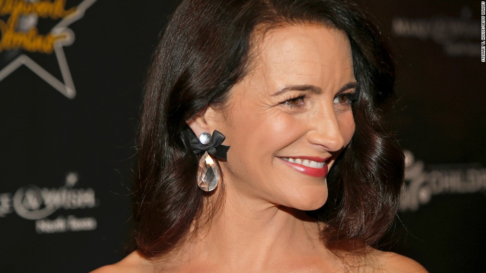 """Sex and the City"" star Kristin Davis celebrated her big day on February 24."