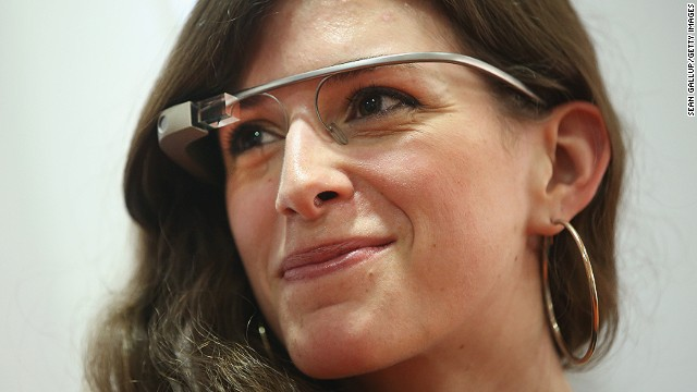 Google Glass didn't catch on when it was introduced in the middle of this decade.