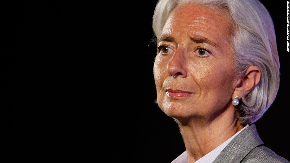 "In 2014, Lagarde was ranked the 5th most powerful woman in the world by <a href=""http://www.forbes.com/profile/christine-lagarde/"" target=""_blank"">Forbes</a> magazine.<br /><br />""I'm the managing director of the International Monetary Fund.,"" she recently told CNN. ""I don't want to let my female colleagues around the globe down."" <br /><br />However, in August 2014 she was <a href=""http://money.cnn.com/2014/08/27/news/economy/lagarde-investigation-france/"">placed under formal investigation</a> in France for her alleged involvement in a long-running fraud case. When asked by CNN about how she copes with the allegation she replied: ""With strength, with my sense of duty to my country, with the certainty that I made the right choice at the time independently and the rest is dealt with now by the lawyers... so I don't focus on the issue anymore."""