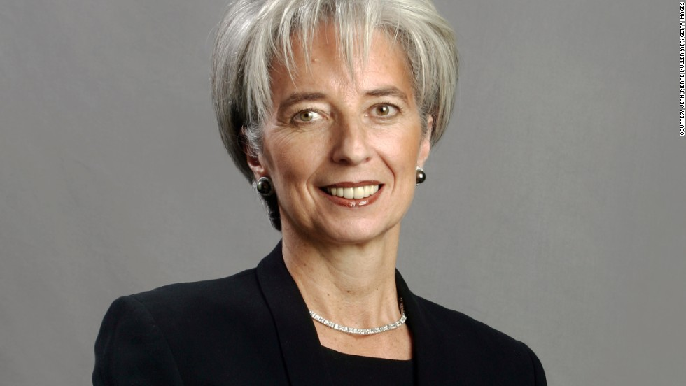 "Born in 1956 in Paris, France, <a href=""http://www.imf.org/external/np/omd/bios/cl.htm"" target=""_blank"">Christine Lagarde</a>'s rise through the world of finance has seen her move from national to international leadership, resulting in her now managing the global economy at a time of crisis.  <br /><br />After graduating from Paris West University Nanterre La Défense, formerly known as Paris X Nanterre, and completing a Master's degree at the Institute of Political Studies in Aix en Provence, she joined international law firm <a href=""http://www.bakermckenzie.com/"" target=""_blank"">Baker & McKenzie</a> in 1981. <br />By <strong><a href=""https://twitter.com/PhoebeParke"" target=""_blank"">Phoebe Parke</strong></a>, for CNN"