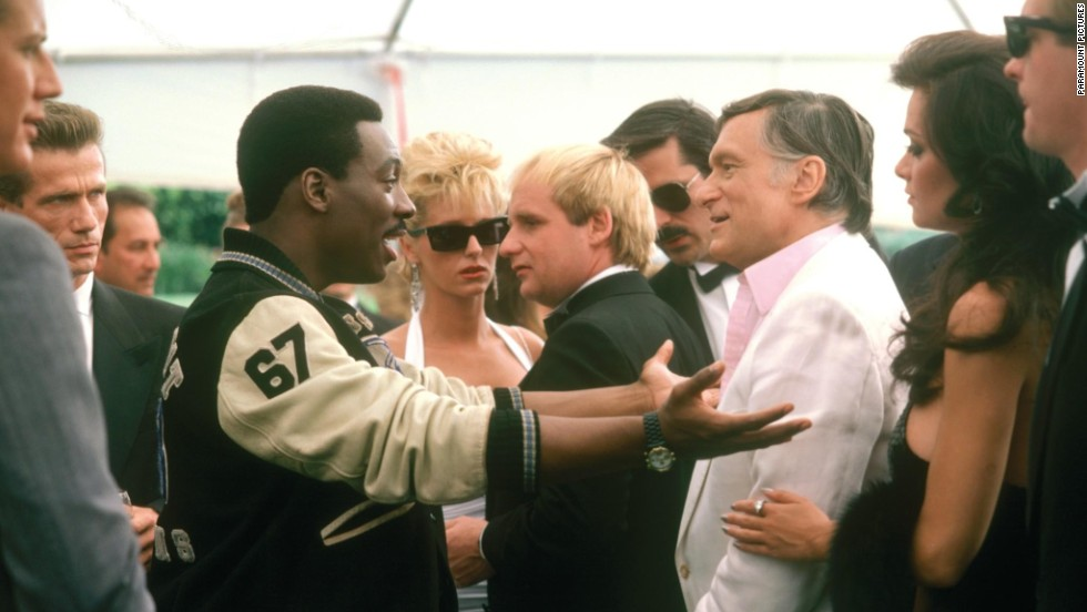 <strong>Beverly Hills Cop II & III (1987, 1994)</strong>: <strong>Amazon</strong>