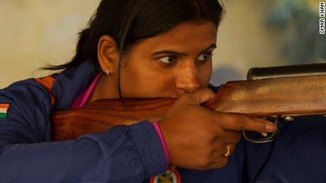 India's trap shooting champion