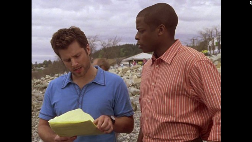 "<strong>""Psych"" Season Eight  (2014)</strong>: <strong>Netflix</strong>"