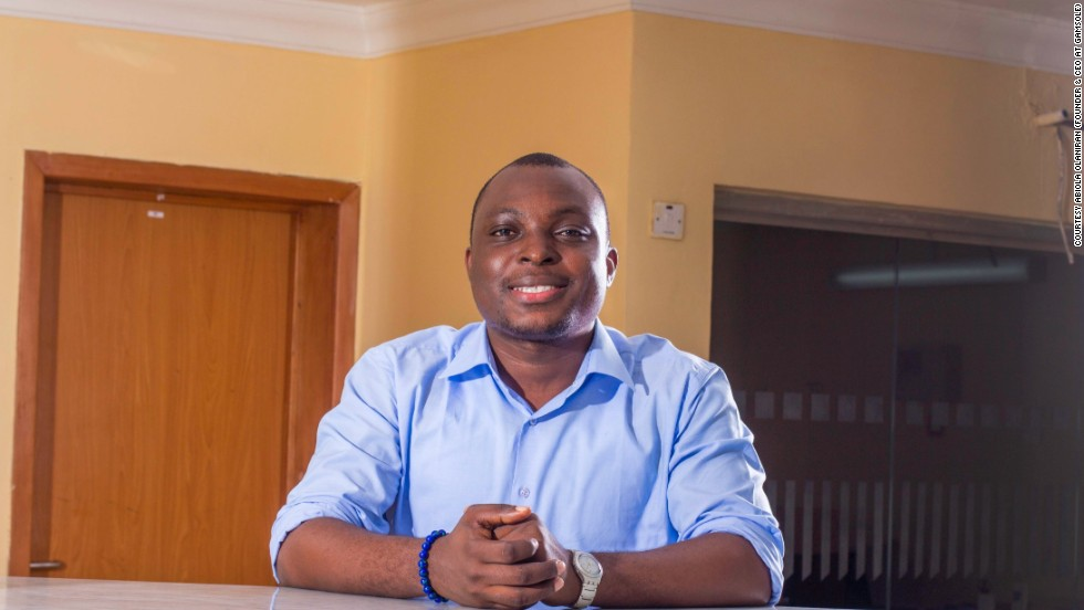 Gamsole founder Abiola Olaniran. The Nigeria-based game developer recently received an innovation grant from Microsoft and launched a talent competition for illustrators and designers.