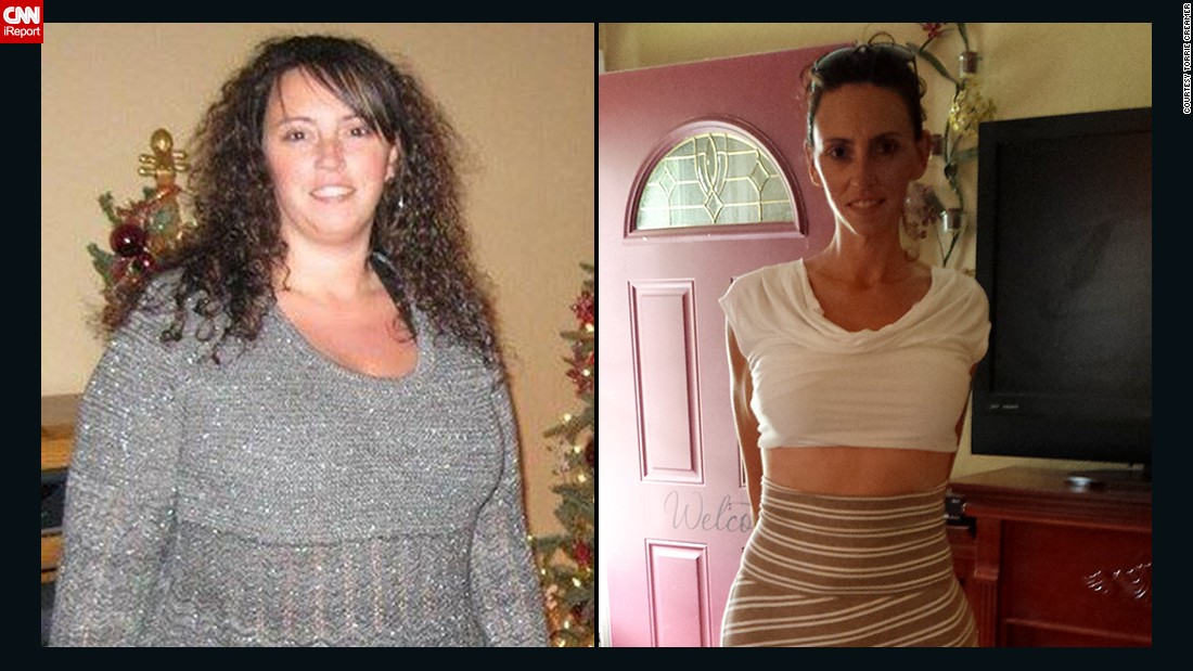 "At her heaviest, <a href=""http://www.cnn.com/2014/02/03/health/weight-loss-torrie-creamer/"">Torrie Creamer</a> weighed 322 pounds. The mother of three joined a boot camp program for women to get fit and, over two and a half years, lost 145 pounds. It's been four years and she's going strong."