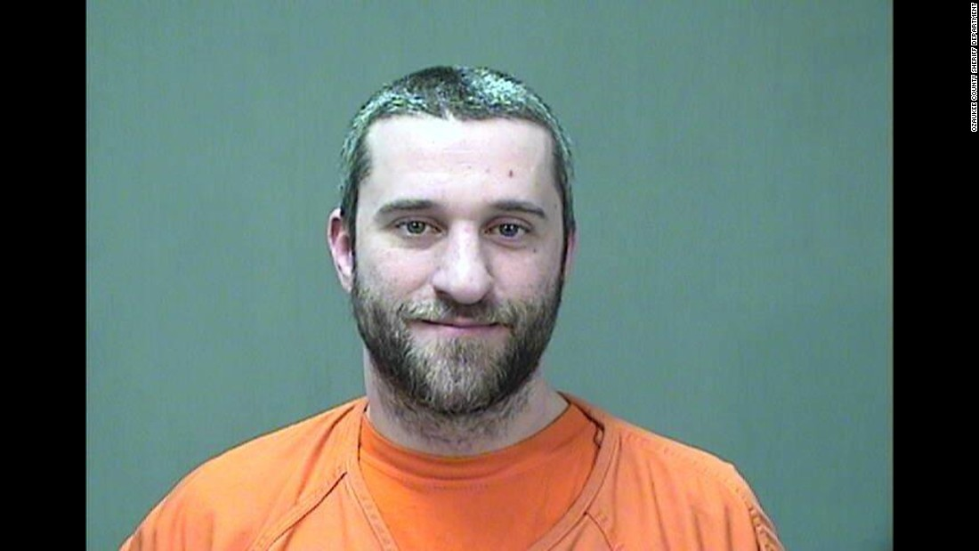 "Dustin Diamond, best known as Screech from the TV show ""Saved by the Bell,"" was arrested on multiple charges in Port Washington, Wisconsin, on December 26, 2014. He was found guilty in May 2015 on two misdemeanor charges."