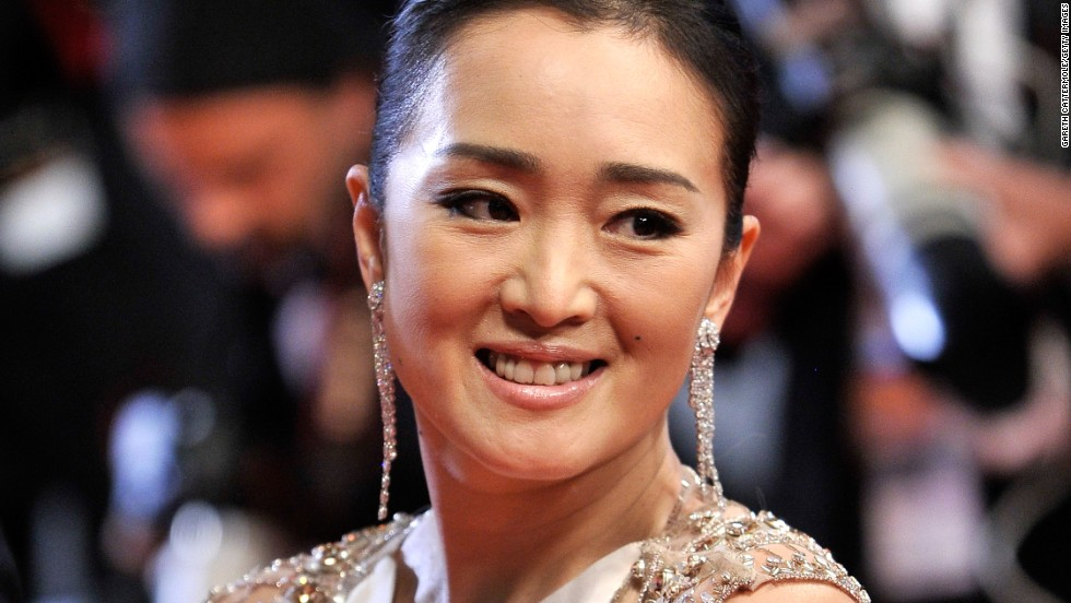 Gong Li finishes off the year with her milestone. The actress turns 50 on December 31.