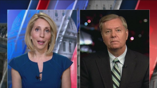 Graham on North Korea and Guantanamo Bay