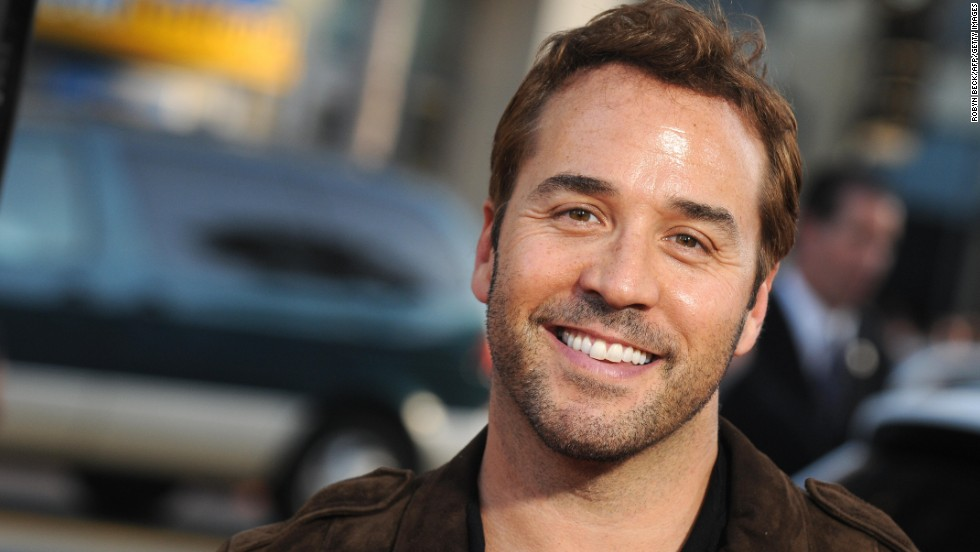 "Jeremy Piven reigns as the elder statesman of his ""Entourage."" He turned 50 on July 26."