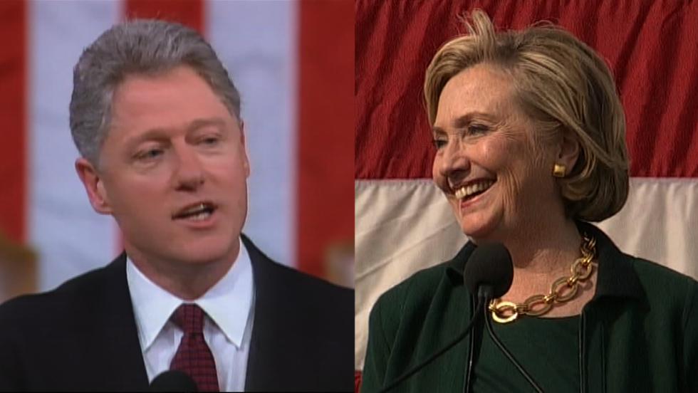 The Clinton echo