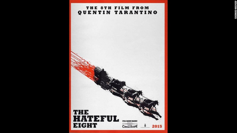 "<strong>""The Hateful Eight""</strong>:<strong> </strong>Quentin Tarantino's latest film almost got deep-sixed when the script leaked in January 2014, but the writer-director decided to retool the Western and seek release later this year."